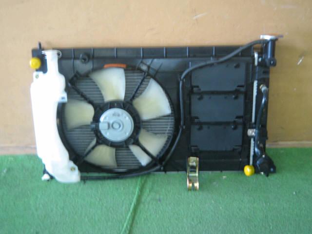 Радиатор ДВС MITSUBISHI COLT Z27A 4G15. Фото 8