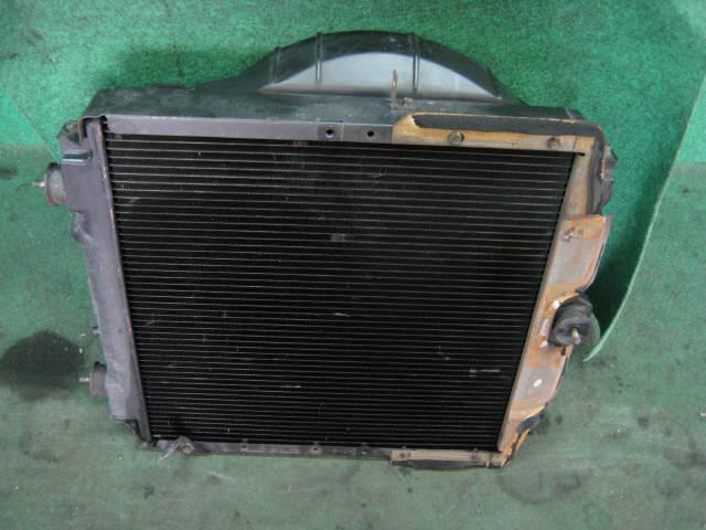 Радиатор ДВС MITSUBISHI CANTER FB501B 4M40. Фото 6