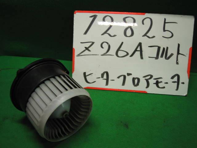 Мотор печки MITSUBISHI COLT Z21A. Фото 4
