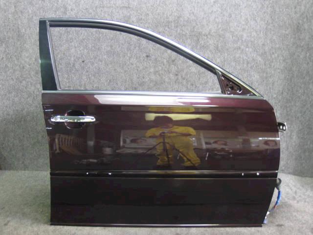 Дверь боковая TOYOTA WINDOM MCV30. Фото 4