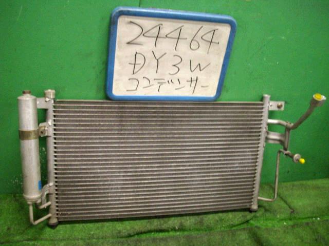 Радиатор кондиционера MAZDA DEMIO DY3W. Фото 4
