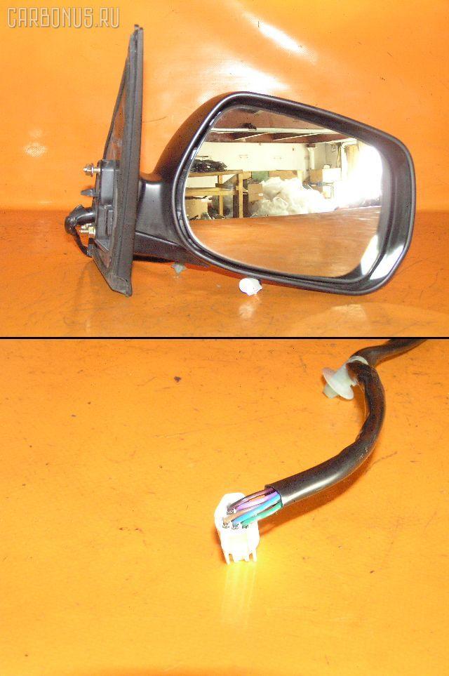 Зеркало двери боковой TOYOTA RAUM NCZ20. Фото 3