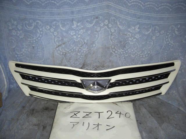 Решетка радиатора TOYOTA ALLION ZZT240. Фото 8
