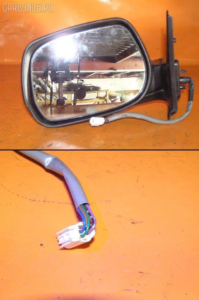 Зеркало двери боковой TOYOTA SIENTA NCP81G. Фото 10