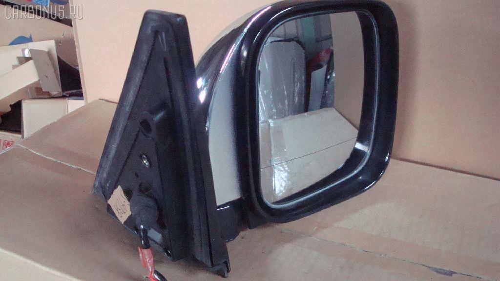 Зеркало двери боковой MITSUBISHI PAJERO V75W. Фото 3