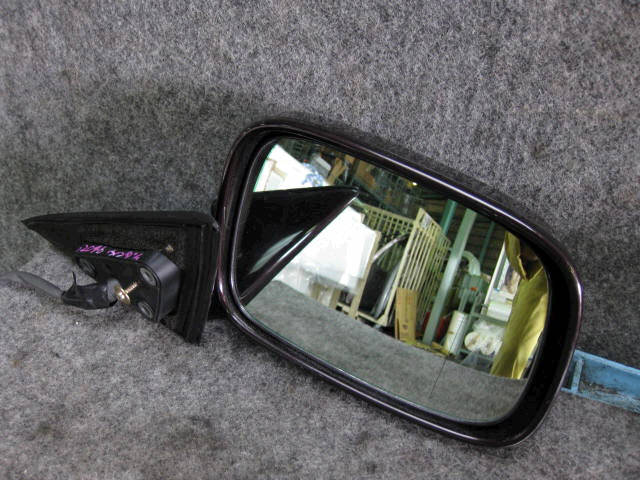Зеркало двери боковой TOYOTA WINDOM MCV30. Фото 6
