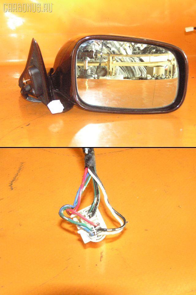 Зеркало двери боковой TOYOTA WINDOM MCV30. Фото 5