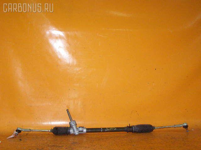 Рулевая рейка SUZUKI WAGON R MH21S K6A. Фото 3