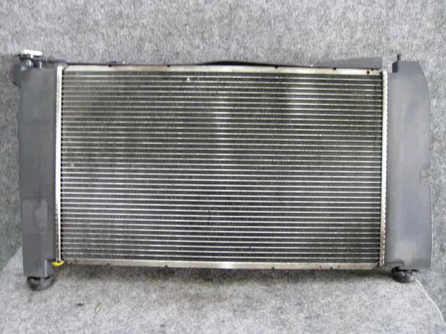 Радиатор ДВС TOYOTA WILL VS ZZE129 1ZZ-FE. Фото 11