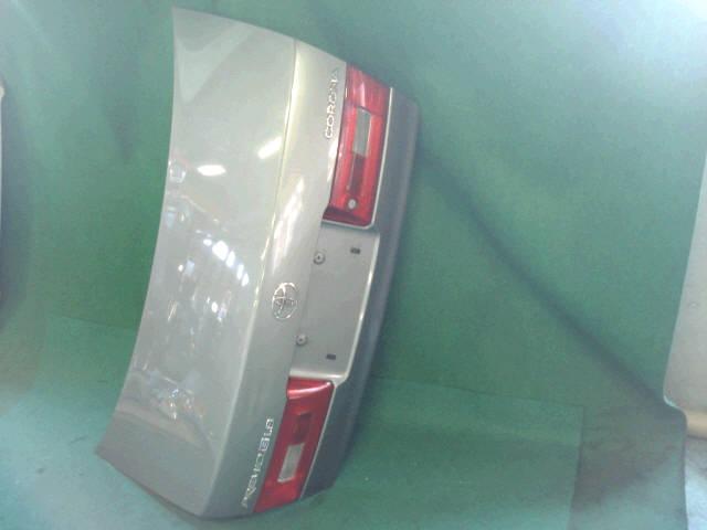 Крышка багажника TOYOTA CORONA PREMIO AT211. Фото 2