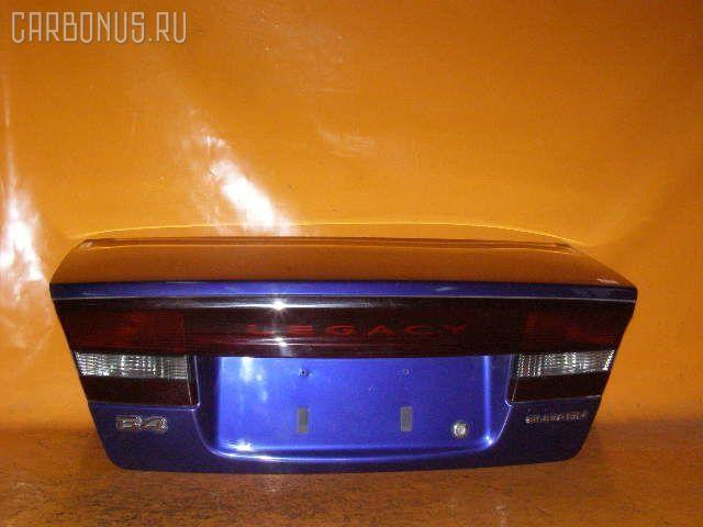Крышка багажника SUBARU LEGACY BE5. Фото 9