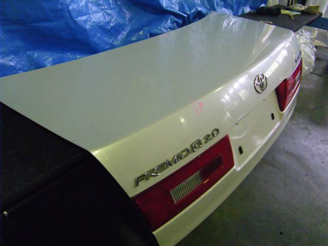 Крышка багажника TOYOTA CORONA PREMIO ST210. Фото 8