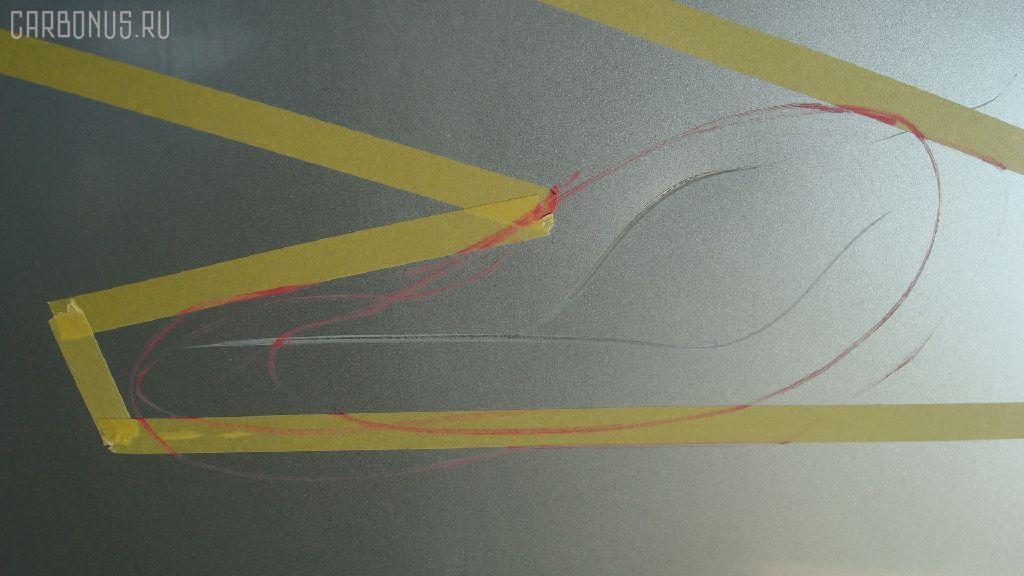 Капот NISSAN SKYLINE V35. Фото 7