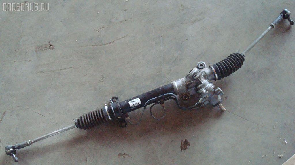 Рулевая рейка TOYOTA VISTA SV40 4SFE. Фото 2