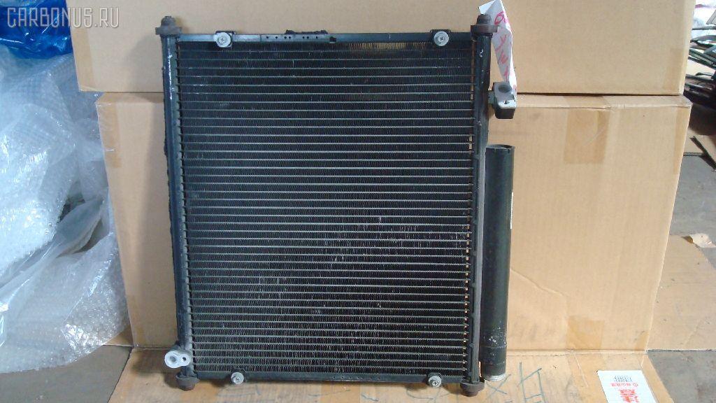 Радиатор кондиционера HONDA FIT GD2 L13A. Фото 2