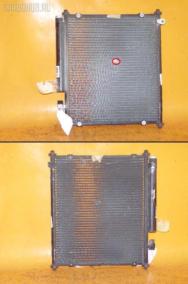 Радиатор кондиционера HONDA FIT GD2 L13A. Фото 1