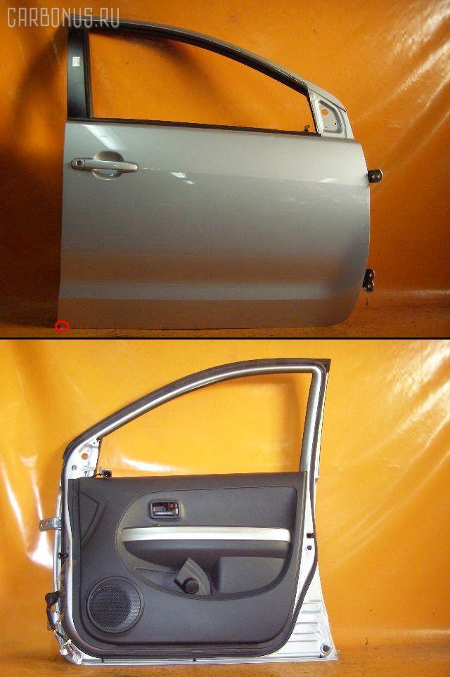 Дверь боковая TOYOTA IST NCP60. Фото 3