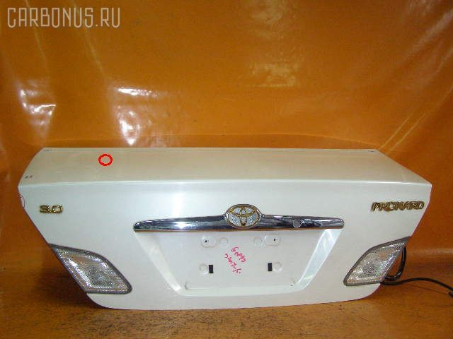 Крышка багажника TOYOTA PRONARD MCX20. Фото 1