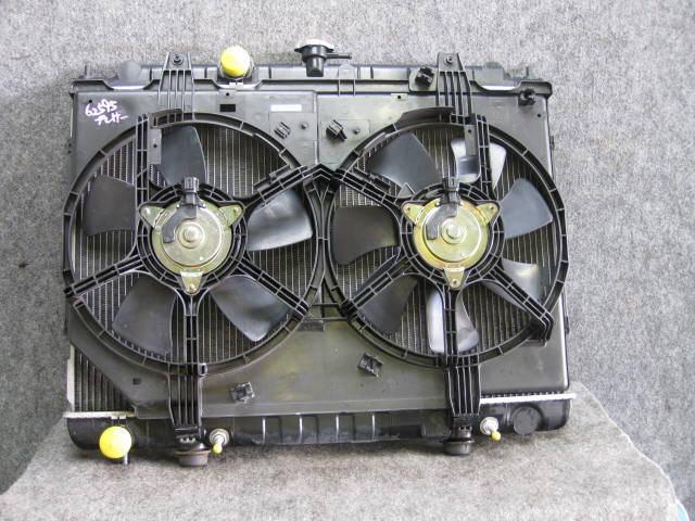 Радиатор ДВС NISSAN SERENA TC24 QR20DE. Фото 2