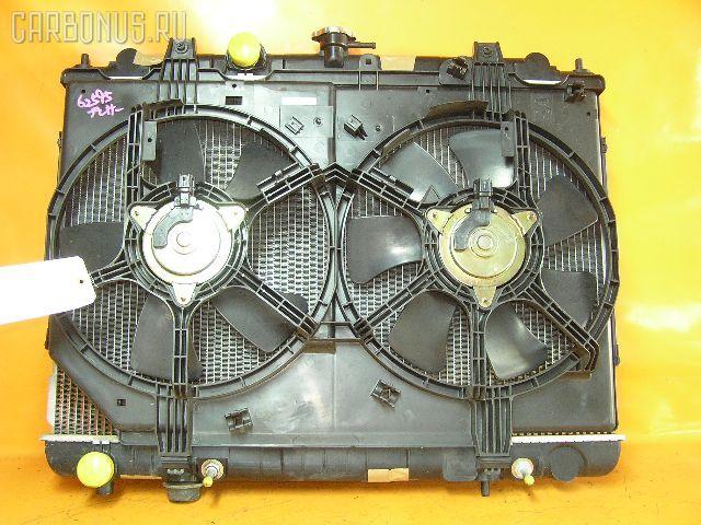 Радиатор ДВС NISSAN LIBERTY RM12 QR20DE. Фото 1