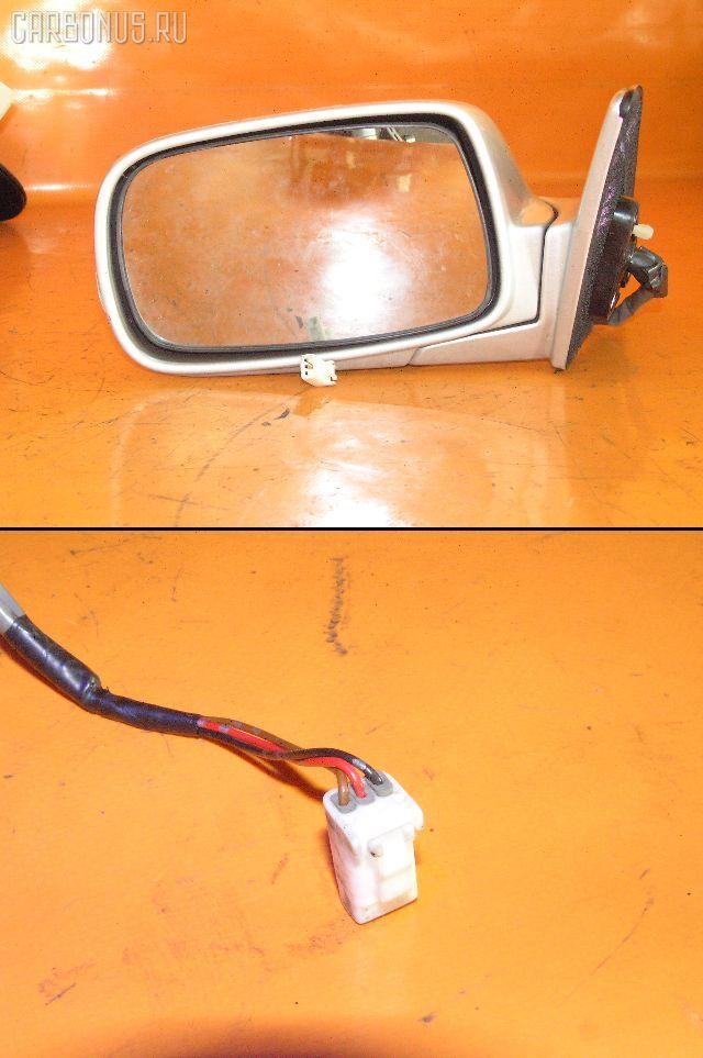 Зеркало двери боковой TOYOTA COROLLA AE100. Фото 5