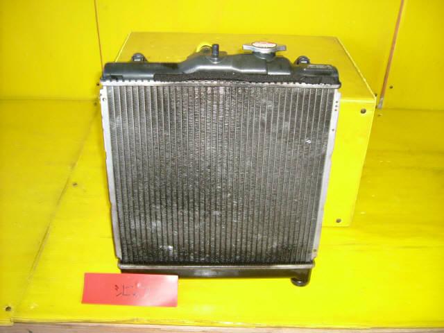 Радиатор ДВС HONDA DOMANI MB4 D16A. Фото 4