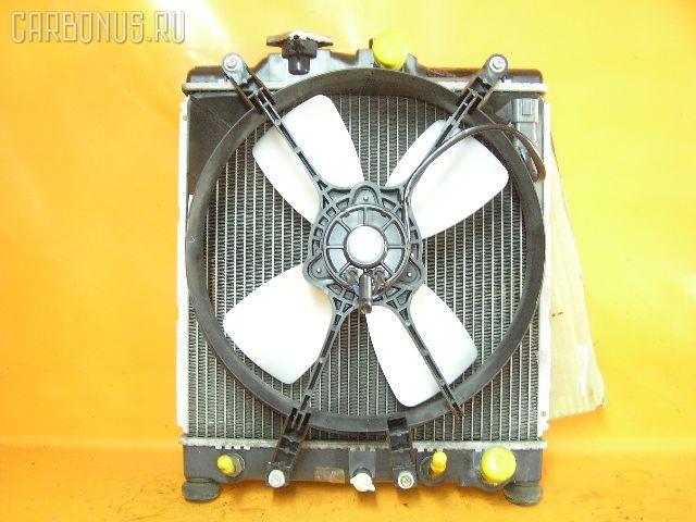 Радиатор ДВС HONDA DOMANI MB4 D16A. Фото 2
