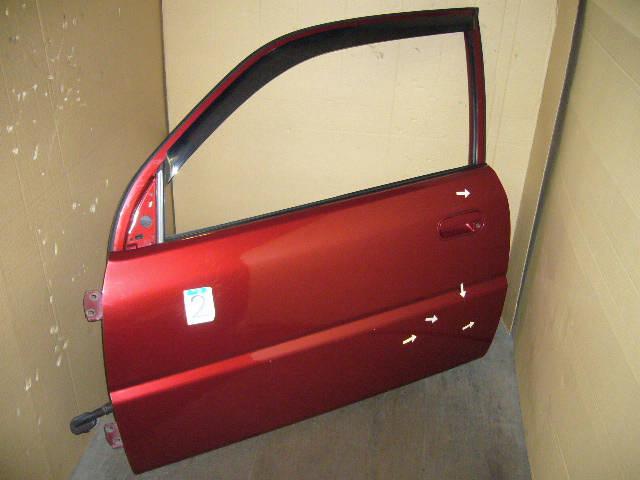 Дверь боковая HONDA LOGO GA3. Фото 4