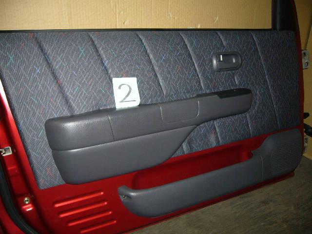 Дверь боковая HONDA LOGO GA3. Фото 2