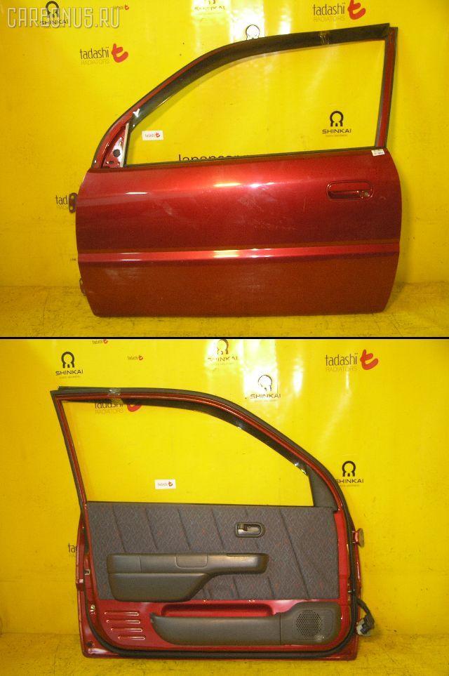 Дверь боковая HONDA LOGO GA3. Фото 1