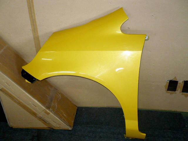 Крыло переднее HONDA FIT GD3. Фото 2