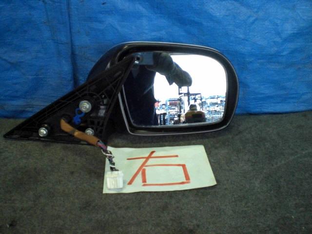Зеркало двери боковой SUBARU LEGACY BP5. Фото 2