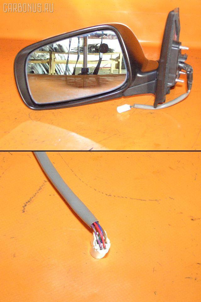 Зеркало двери боковой TOYOTA COROLLA FIELDER NZE121G. Фото 9