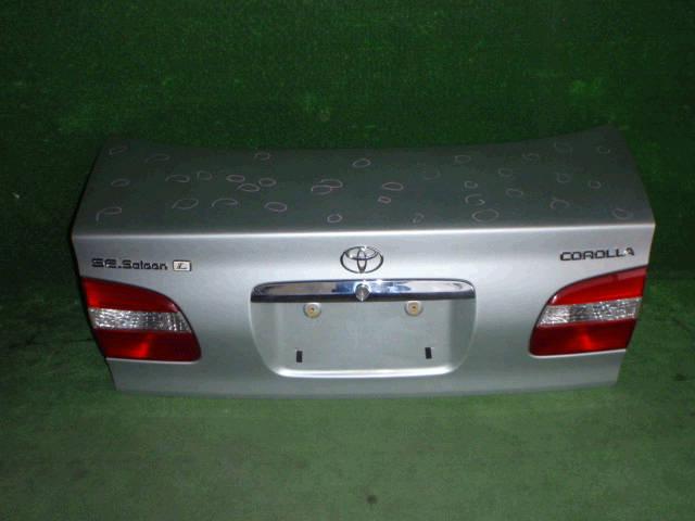 Крышка багажника TOYOTA COROLLA AE114. Фото 4