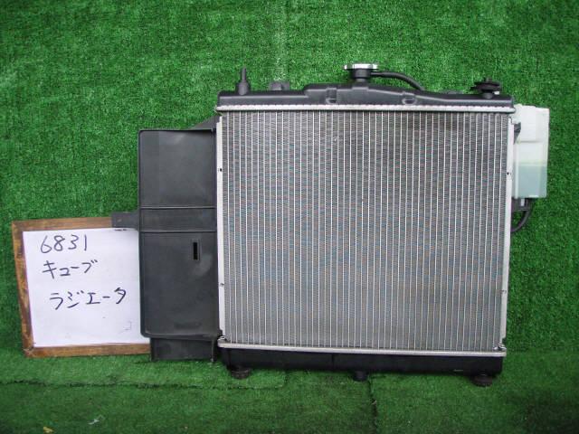 Радиатор ДВС NISSAN CUBE BZ11 CR14DE. Фото 5