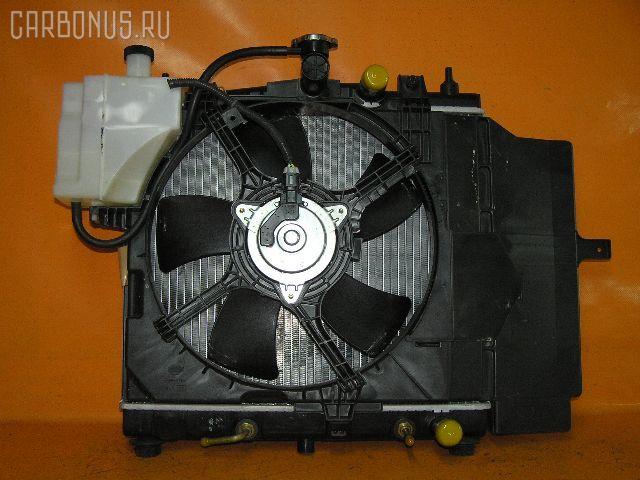Радиатор ДВС NISSAN CUBE BZ11 CR14DE. Фото 3