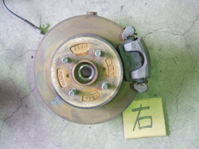 Ступица SUZUKI CHEVROLET CRUZE HR51S M13A. Фото 2