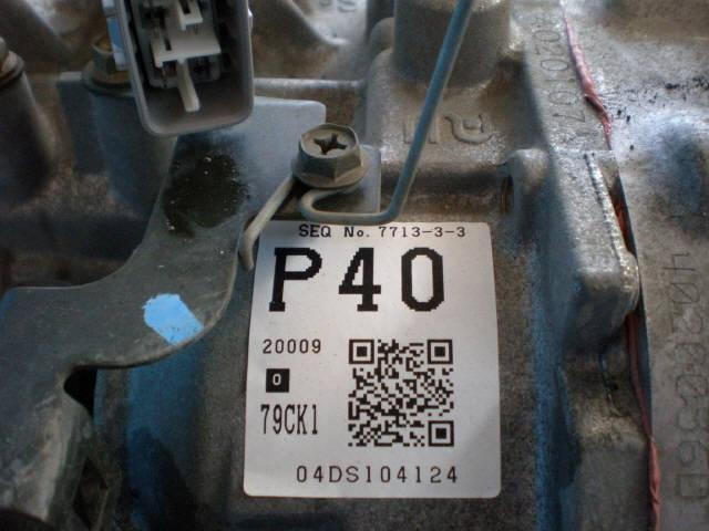КПП автоматическая SUZUKI SWIFT HT51S M13A. Фото 5