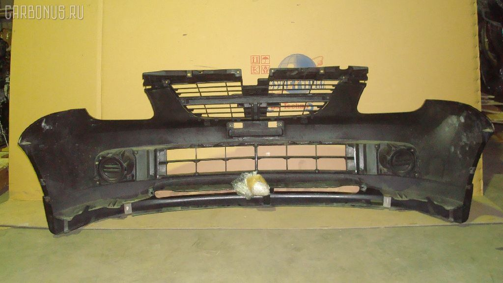 Бампер SUZUKI CHEVROLET CRUZE HR51S. Фото 5