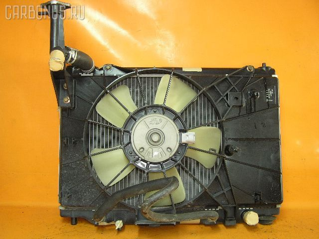 Радиатор ДВС MAZDA DEMIO DY5W ZY-VE. Фото 2