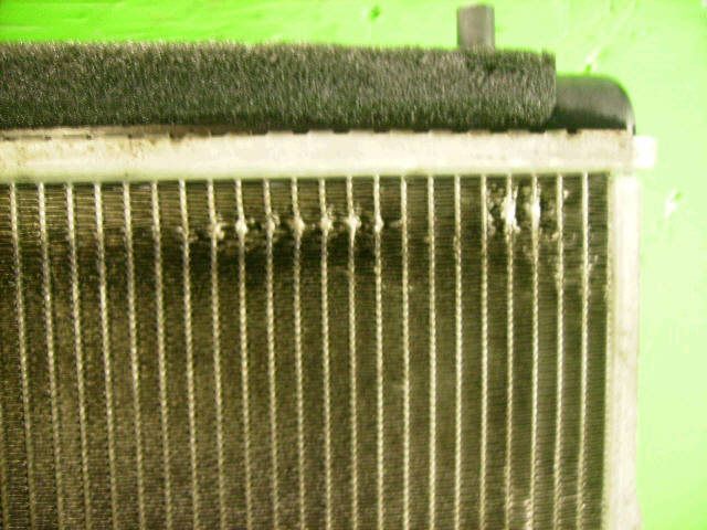 Радиатор ДВС HONDA UA1 G20A. Фото 2