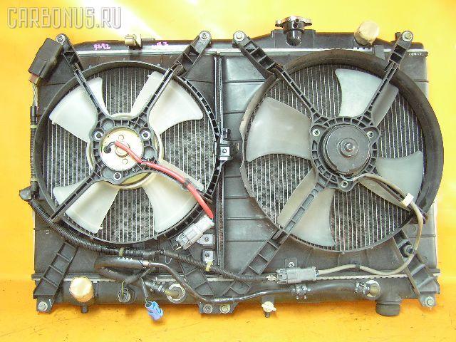 Радиатор ДВС HONDA UA1 G20A. Фото 1