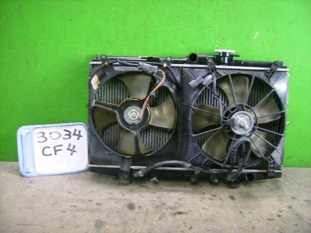Радиатор ДВС HONDA ACCORD CF4 F20B. Фото 11