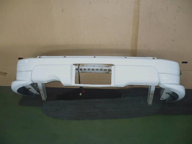 Бампер SUBARU FORESTER SF5. Фото 7