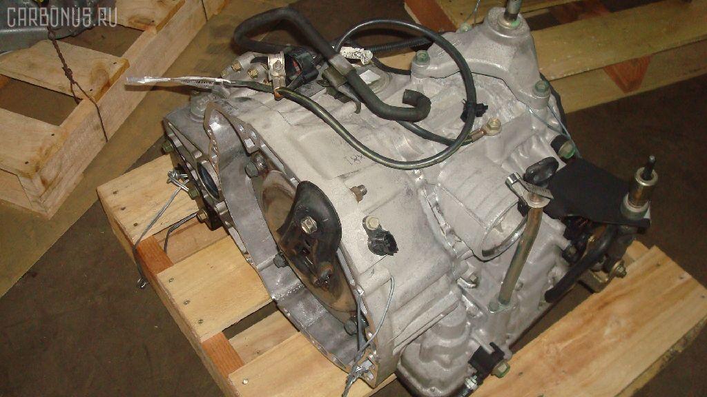 КПП автоматическая NISSAN CUBE BZ11 CR14DE. Фото 4
