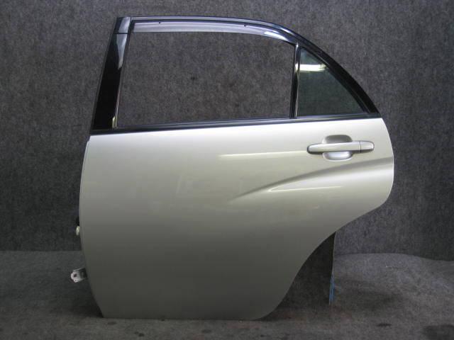 Дверь боковая TOYOTA VEROSSA JZX110. Фото 3