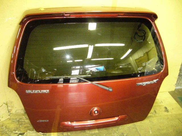 Дверь задняя SUZUKI WAGON R PLUS MA63S. Фото 6