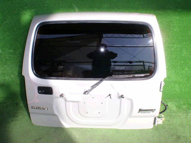 Дверь задняя SUZUKI JIMNY WIDE JB33W. Фото 9