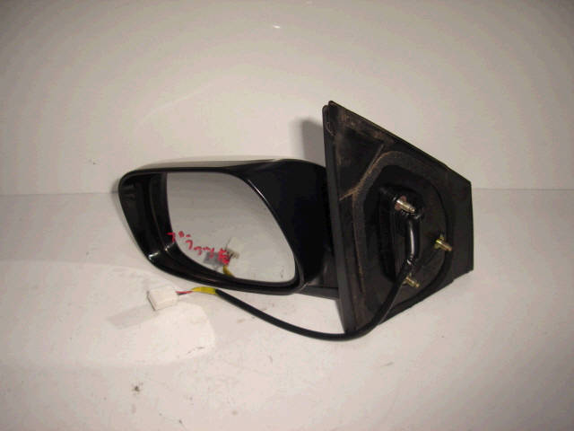 Зеркало двери боковой TOYOTA PLATZ NCP16. Фото 8
