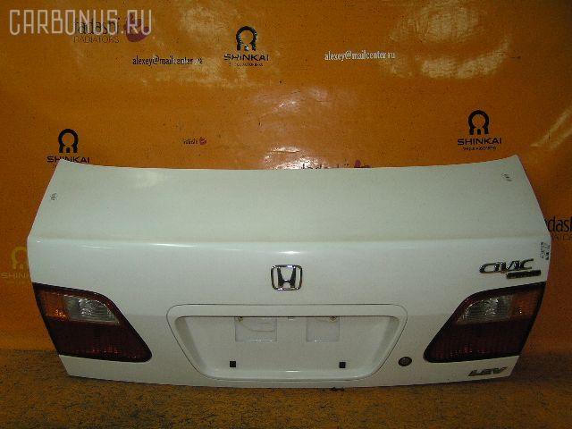 Крышка багажника HONDA CIVIC FERIO EK3. Фото 1